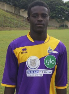 EXCLUSIVE: Medeama fuming as midfield star Kwame Boahene goes AWOL