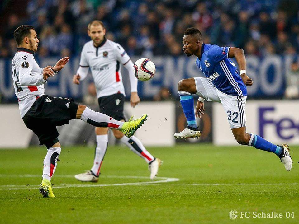 Ghanaian starlet Bernard Tekpetey makes Bundesliga debut with Schalke 04