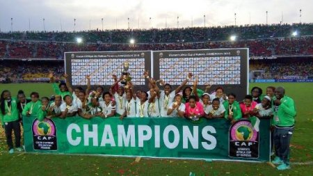 2016 African Women's Cup of Nations: Nigeria retain title with win over host Cameroon