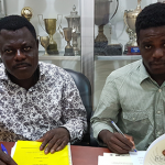 Medeama talisman Kwame Boahene signs 3-year deal with Asante Kotoko