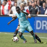 Manchester City happy with Yaw Yeboah's progress at FC Twente