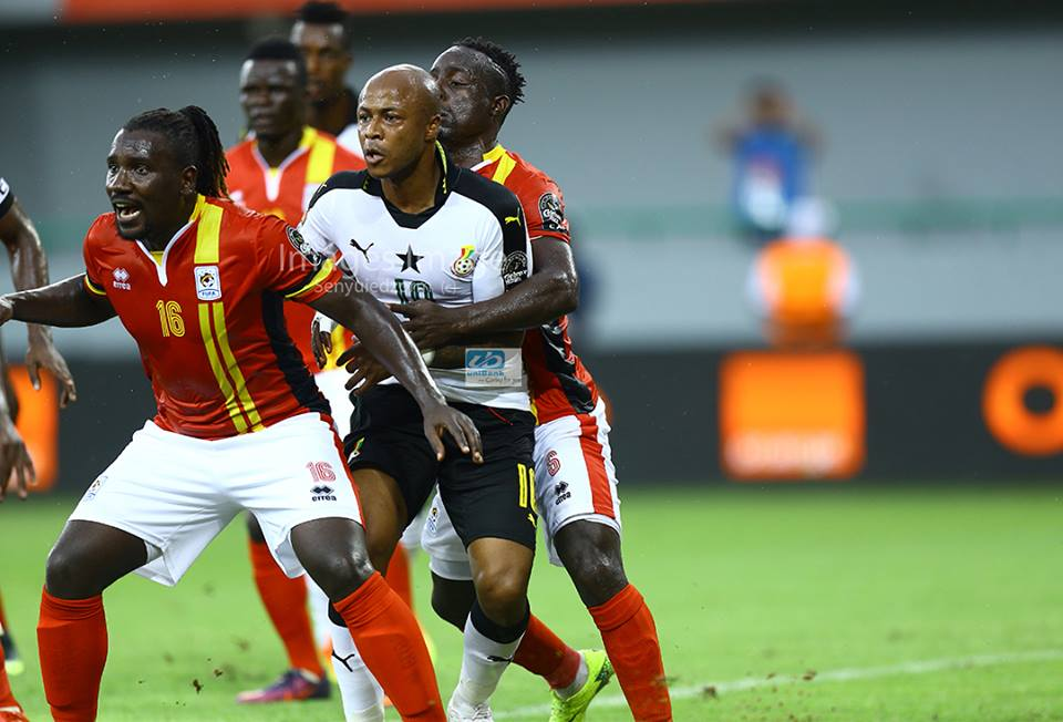 AFCON 2017:Five talking points from Ghana's 1-0 victory over the Cranes of Uganda