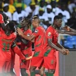 PHOTOS: Guinea Bissau stuns host Gabon late to draw AFCON opener