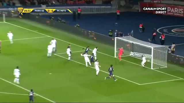 VIDEO PSG 2 – 0 Metz (League Cup) Highlights