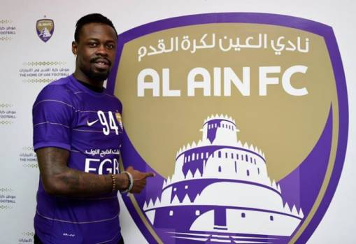 Al Ain confirm deal for Yannick Boli