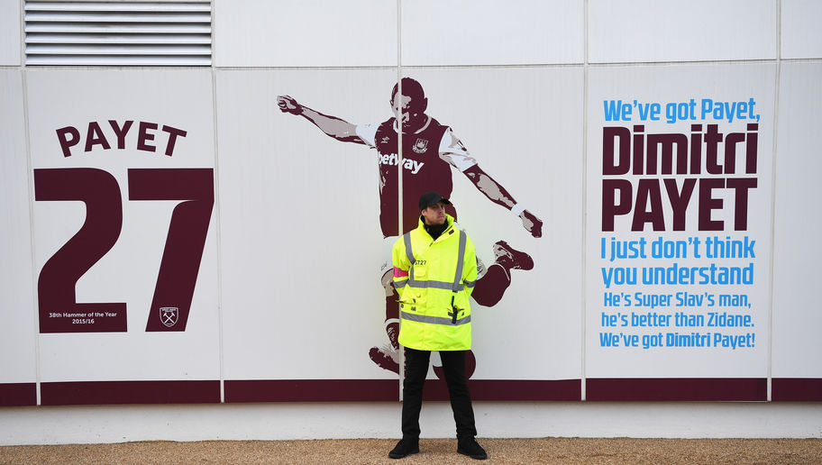 West Ham Players Want Swift Dimitri Payet Exit as Frenchman Is Banished to the Under-23s