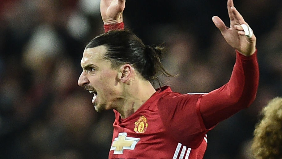 Man Utd Star Zlatan Ibrahimovic Claims He Was Warned About 'Dirty' Liverpool Ahead of Derby