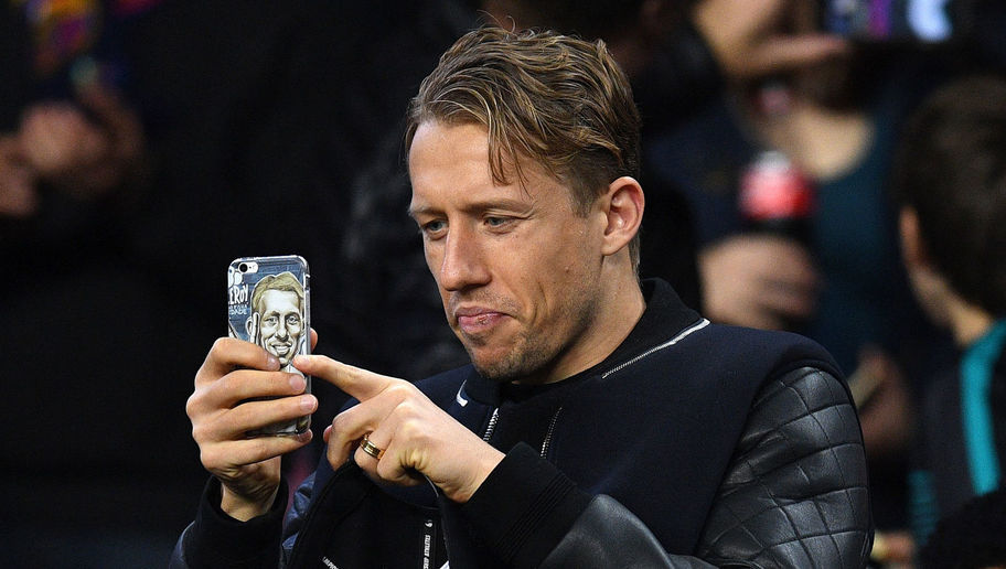 Kop Cult Hero Lucas Leiva Scored His 1st Goal After 201 Dry Games and Twitter Went Nuts...