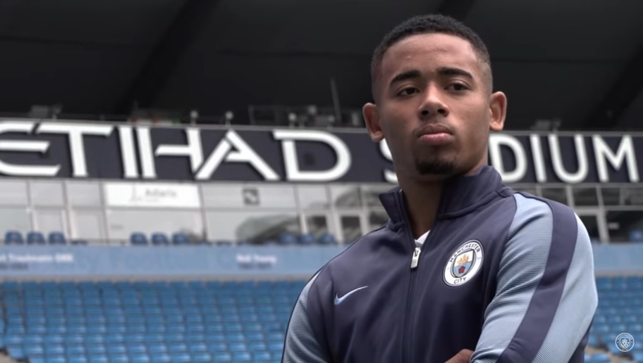 I Was Born to Play Football: Gabriel Jesus  Ready to Embrace the Challenges of Premier League Action