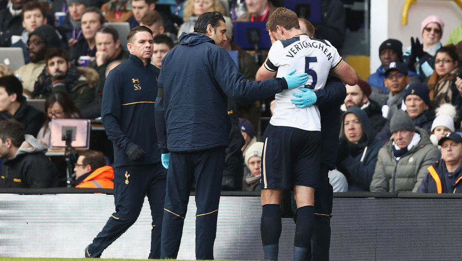 Mauricio Pochettino Reveals That Jan Vertonghen May Be Out of Spurs Side for Less Time Than Feared