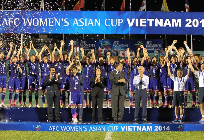 Teams set to find out path to AFC Women's Asian Cup Jordan 2018