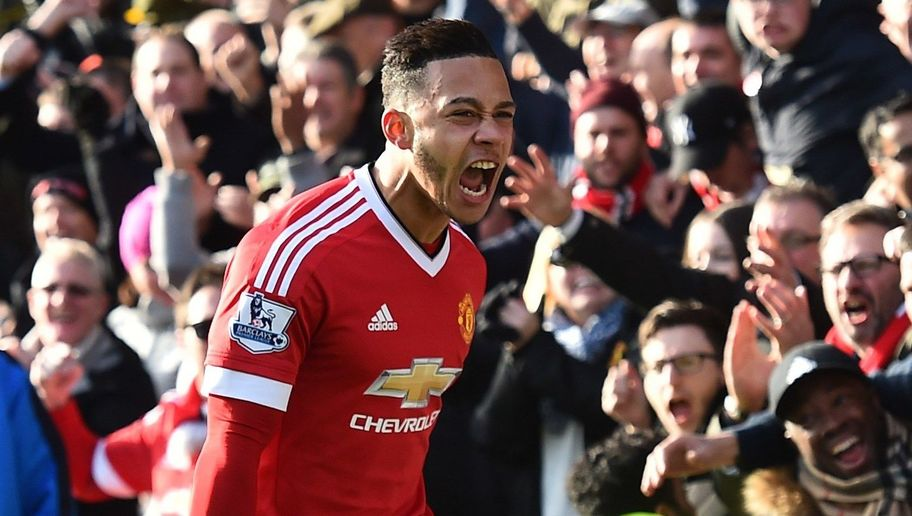 Lyon Officially Confirm Signing of Manchester United Winger Memphis Depay
