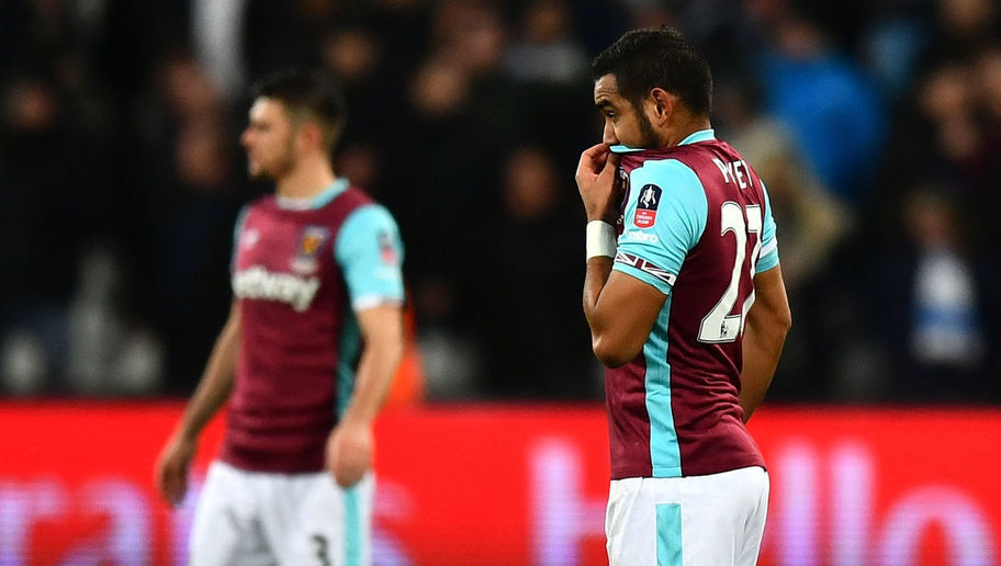 Marseille Abandon Plans to Sign Wanataway West Ham Midfielder Dimitri Payet