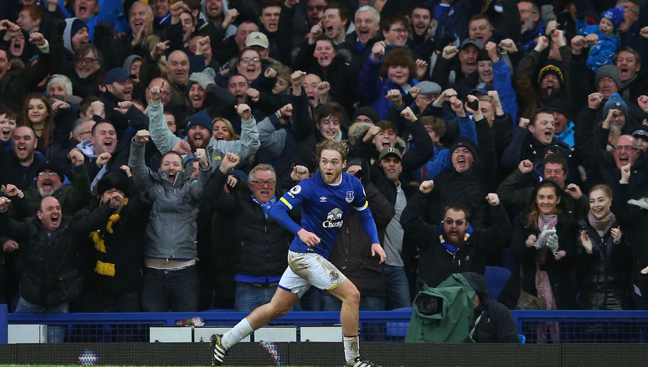 Everton Star Tom Davies Reveals How Even Liverpool Fans Are Proud of Him After Breakthrough