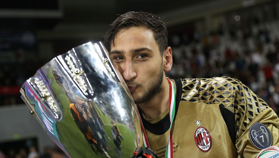 Young AC Milan Star Reveals Which Fellow Goalkeeper He Wants to Emulate Throughout His Career