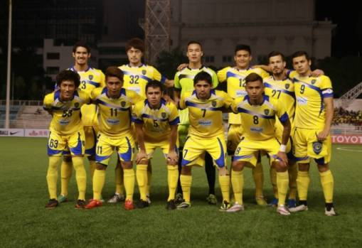 Global FC and Tampines Rovers to set ACL 2017 ball rolling
