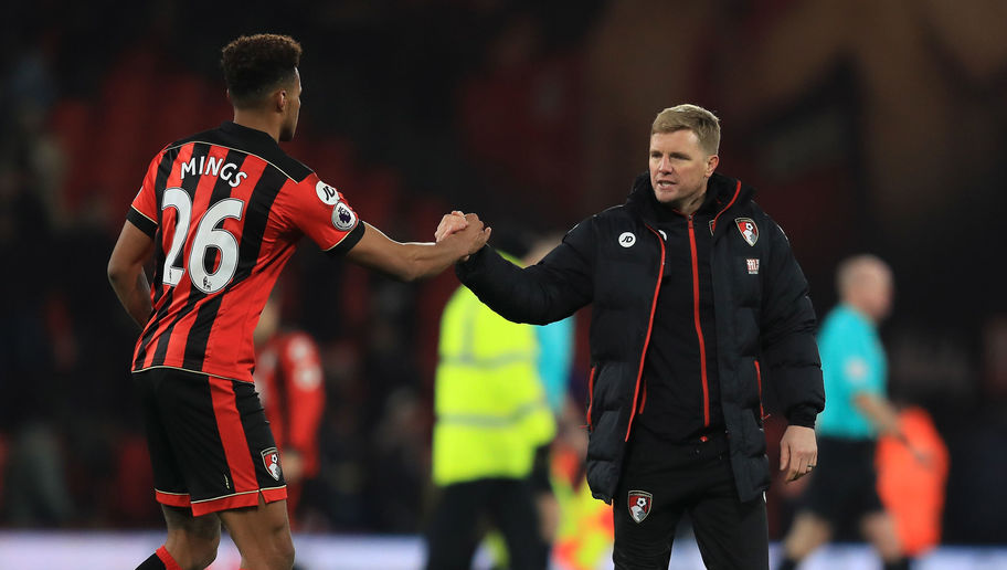 Cherries Boss Eddie Howe Takes Positives From 'an Important Point' Gained in 2-2 Draw With Watford