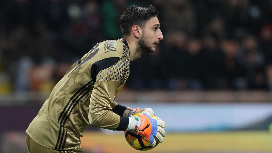 Premier League Clubs Eye AC Milan Teen Superstar Keeper Gianluigi Donnarumma