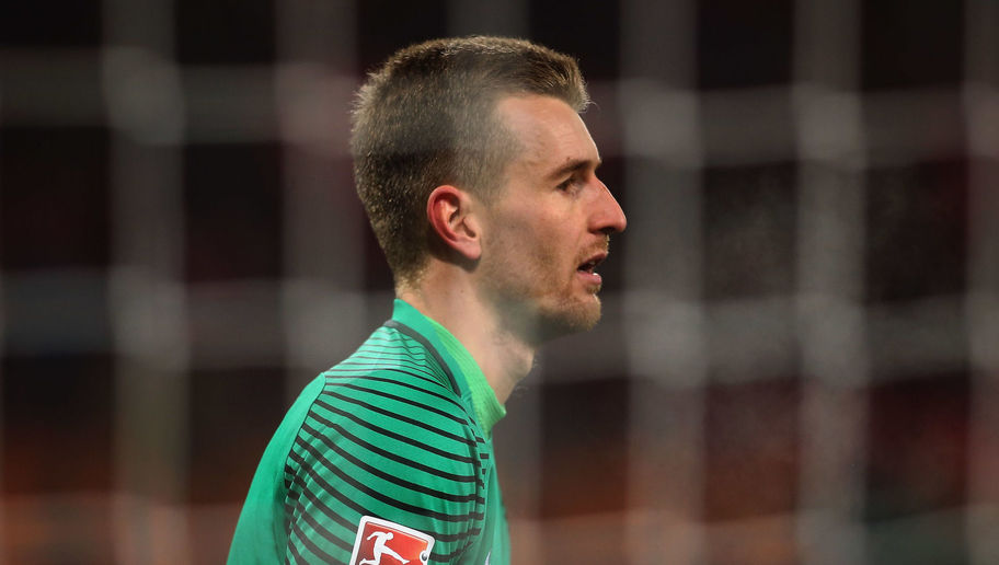 What Was He Thinking? Bundesliga Keeper Gets Sent Off in Two Minutes After Crazy Handball