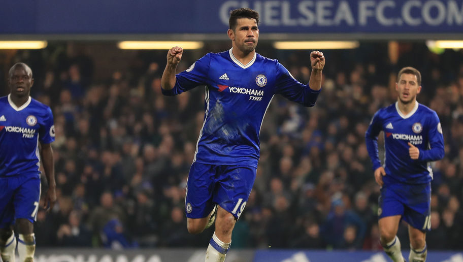 Chelsea 2-0 Hull City: Costa Silences Speculation as Blues Move Eight Points Clear