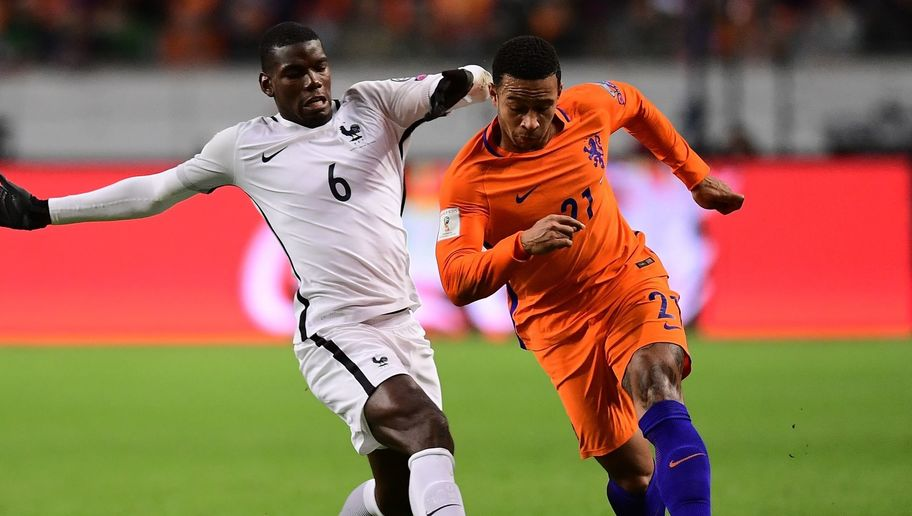 Former Premier League Legend Warns That Paul Pogba Is in Danger of Becoming the New Memphis Depay