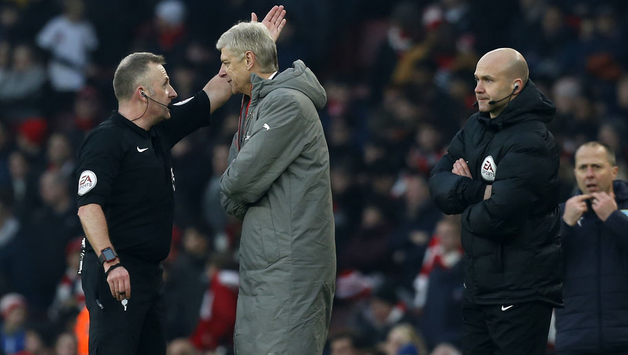 Arsenal Boss Arsene Wenger Apologises for Losing Control After Burnley Penalty Incident