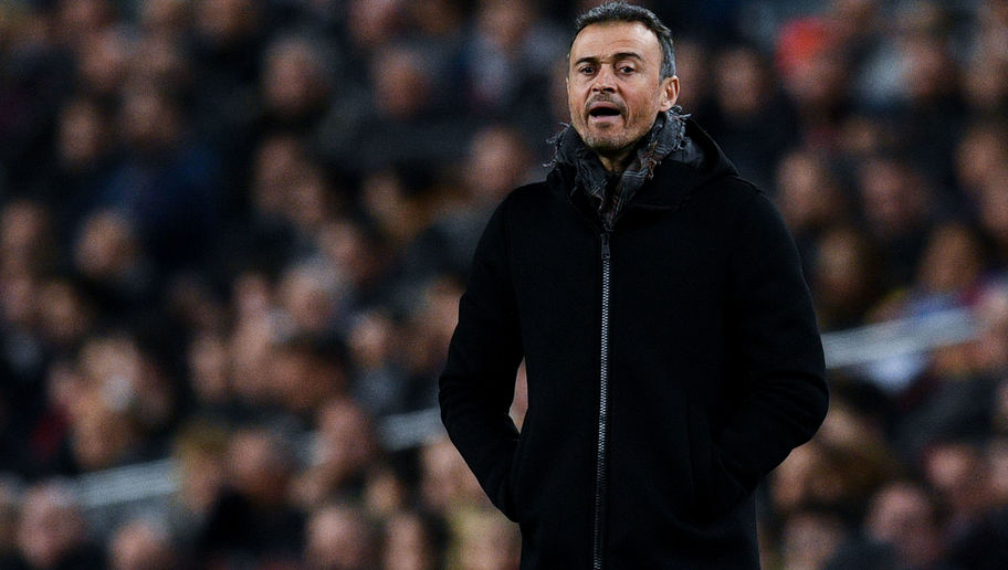Luis Enrique Pleased With Season So Far Despite Barcelona Sitting Third at Halfway Stage