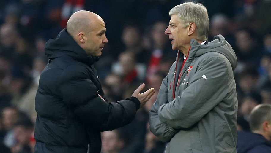 Arsene Wenger Could Face 'Lengthy Ban' After Shoving Fourth Official in Arsenal Win