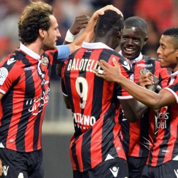 OGC NICE - Done for Lyon's GRENIER