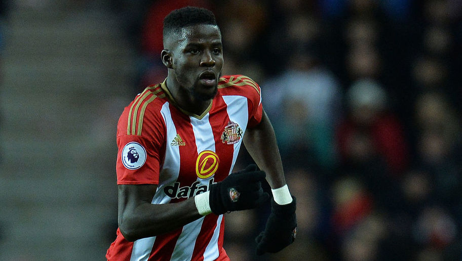 Sunderland's Papy Djilobodji Slapped With Violent Conduct Charge as Suspension Until March Looms