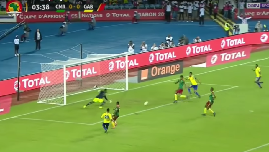 VIDEO: Pierre-Emerick Aubameyang Misses a Sitter as Hosts Gabon Crash Out of AFCON