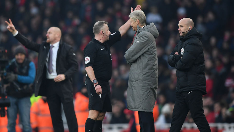 Ex-Premier League Referee Calls for FA to Throw Book at Wenger After His Misconduct Charge