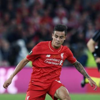 LIVERPOOL open talks over Coutinho new contract