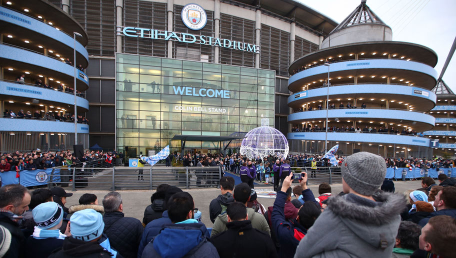 Man City Fans Filmed Singing Anti-Semitic Songs Towards Spurs Fans Before Last Saturday's Clash