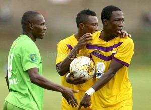 Medeama rubbish reports linking striker Abass Mohammed to Kotoko