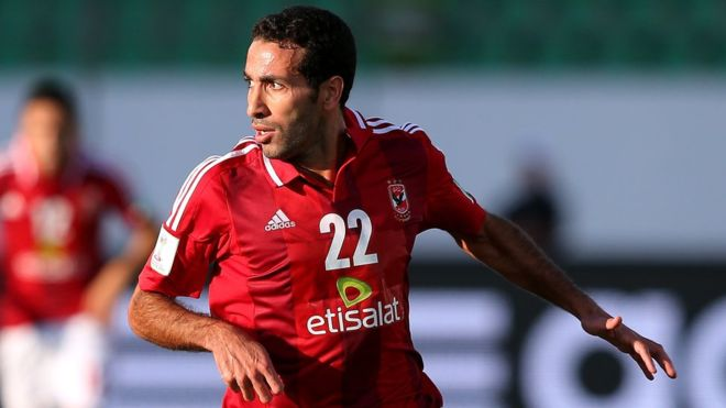 Egypt adds country's legend Mohammed Aboutrika to terror list