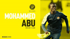 Ghanaian midfielder Mohammed Abu thrilled to have joined an all-familiar territory at MLS side Columbus Crew