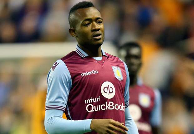 English Champions side Aston Villa looking to offload Jordan Ayew to China