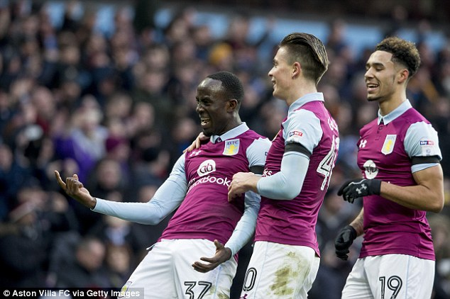 Albert Adomah: Overlooked Ghana winger Albert Adomah scores double for Aston Villa in English Championship