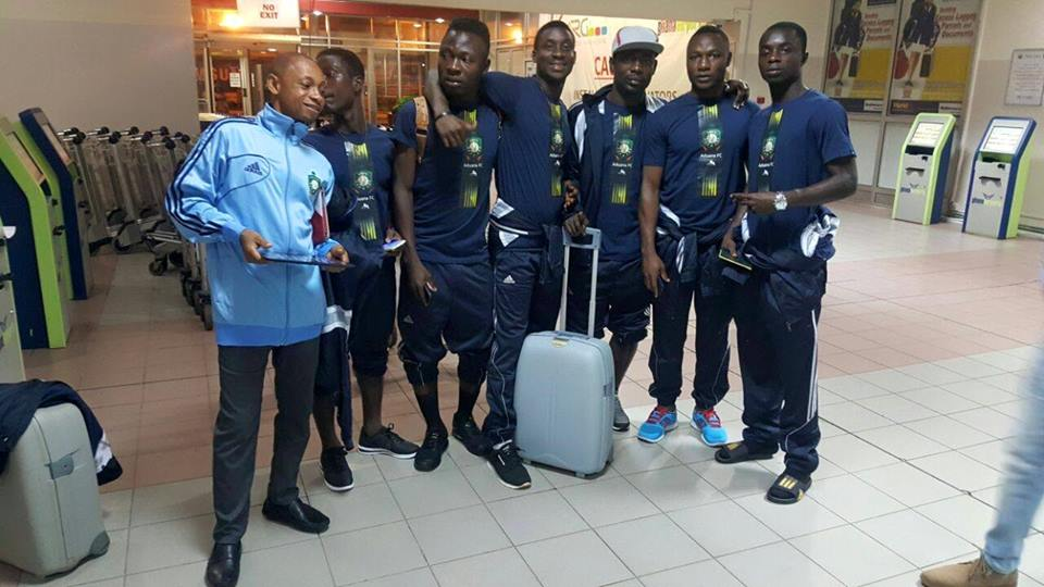 Aduana Stars arrive in Libya to play Ahli Tripoli in friendly on Friday