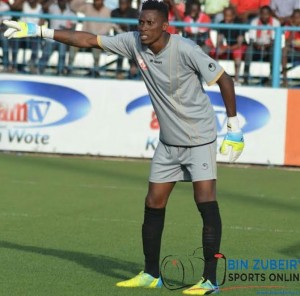 Ghana goalie Daniel Agyei won't buckle under expectation ahead of decades-old rivalry between Simba and Yanga in Mapinduzi Cup tonight