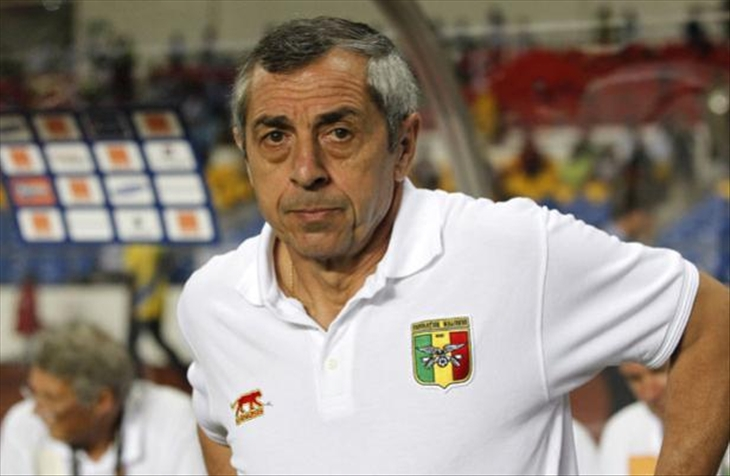 Mali coach Alain Giresse vows to defeat Ghana in Group D clash