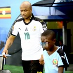 Ghana play down malaria concerns for Andre Ayew