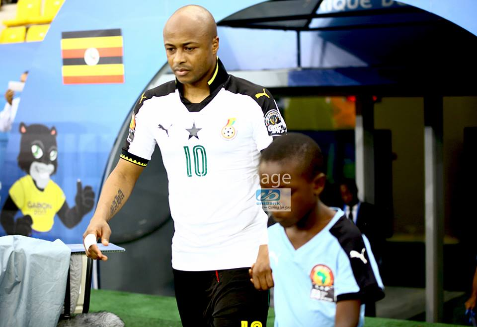 Five Ghana vrs Egypt facts ahead of Wednesday AFCON showdown