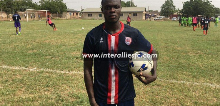 Inter Allies snap up former Al Khartoum midfielder Antwi Kwame Amoako
