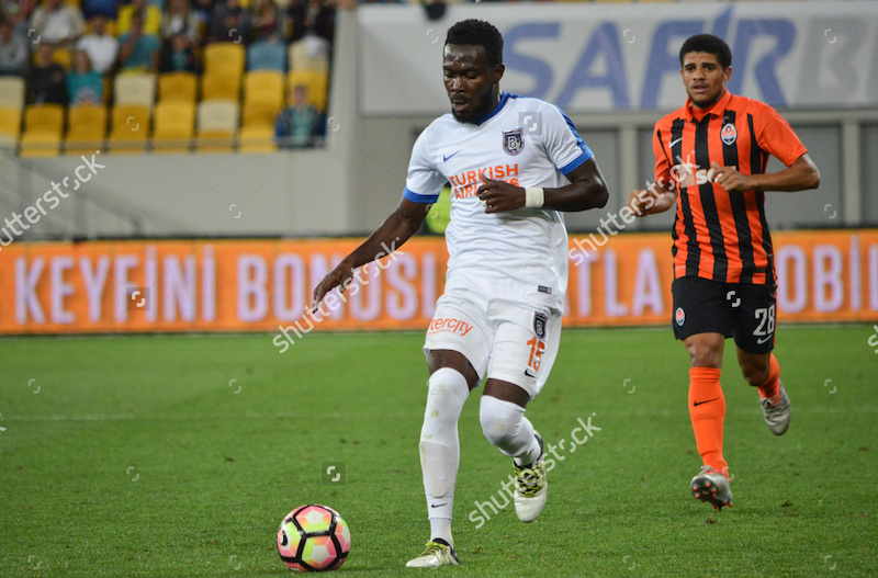 Istanbul Basaksehir ace Joseph Attamah returns to Ghana squad for 2018 World Cup qualifiers