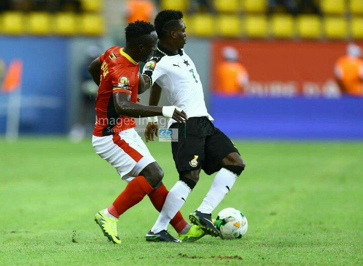 AFCON 2017: Christian Atsu wants to build on splendid showing against Uganda