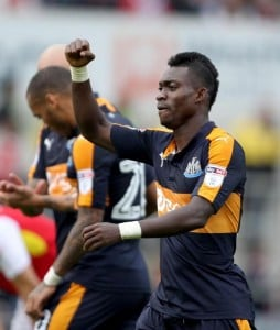 Ghana the only star for Newcastle United's Christian Atsu