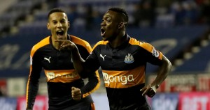 Newcastle United wideman Christian Atsu credits manager Rafa Benitez for surge in form