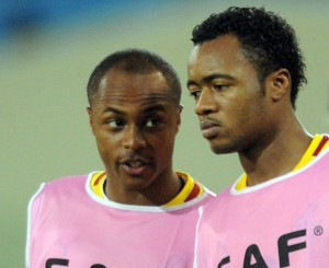 Ayew Brothers need a strong performance at AFCON to spark careers